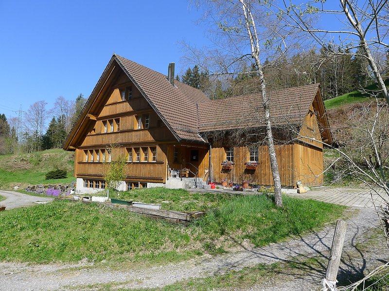 Waldheim-Baschloch, vacation rental in St. Gallen