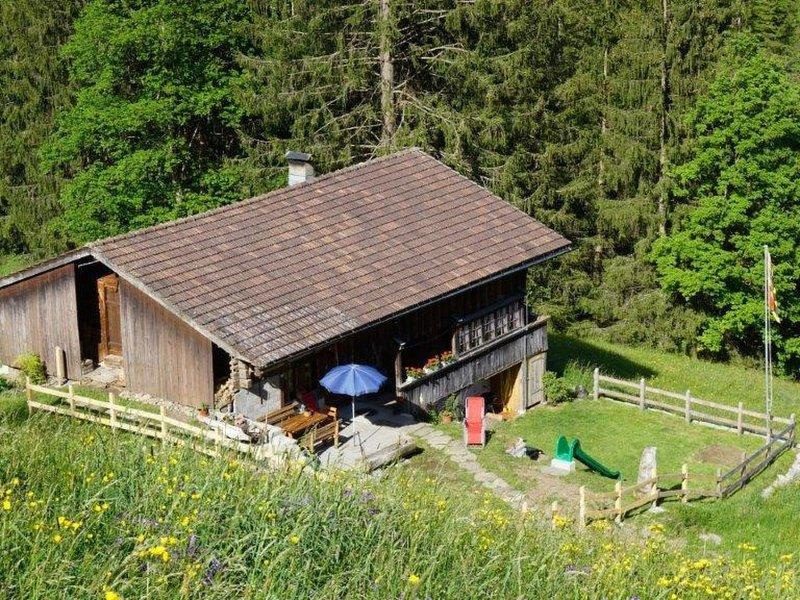 Isehuet, vacation rental in Achsete