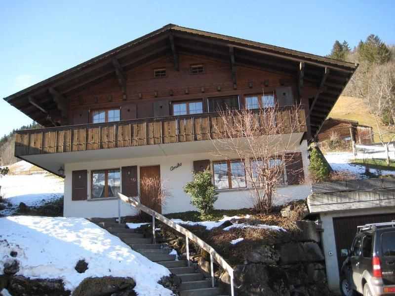 Arnika # 2, aluguéis de temporada em Lenk-Simental