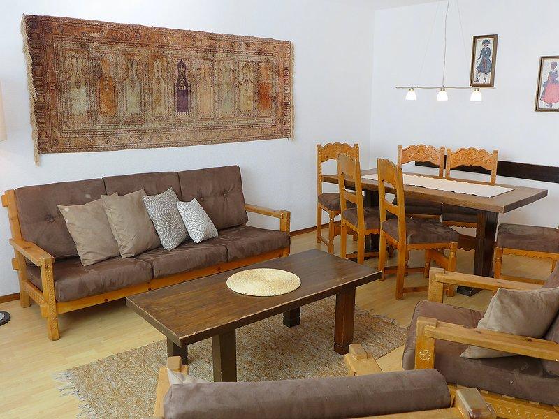 Chesa Ova Cotschna 606, location de vacances à St. Moritz