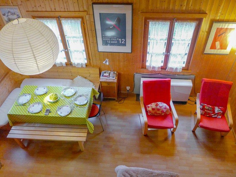 Rondeau, holiday rental in La Sage