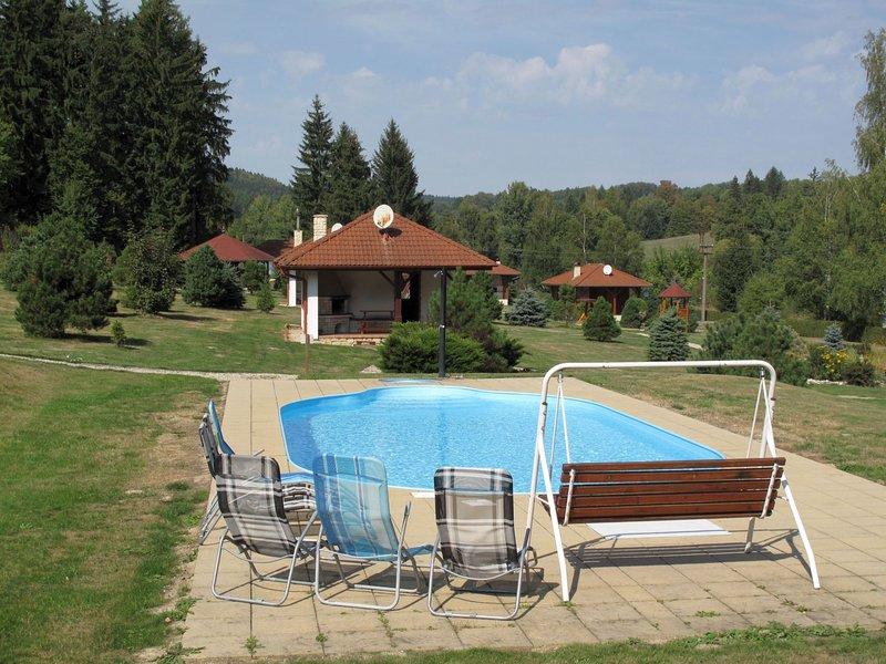 Motýlek, holiday rental in Pardubice Region