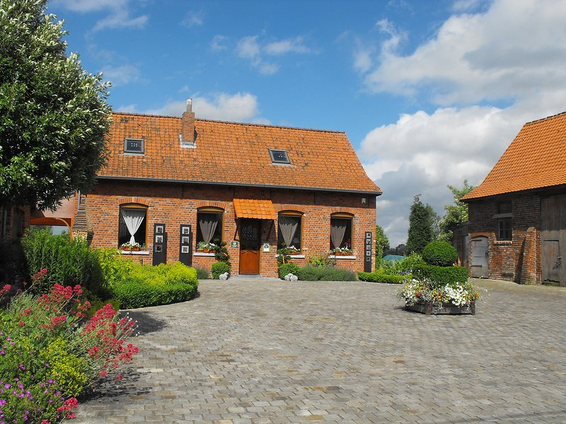 La Ferme de Gabrielle, holiday rental in Ploegsteert
