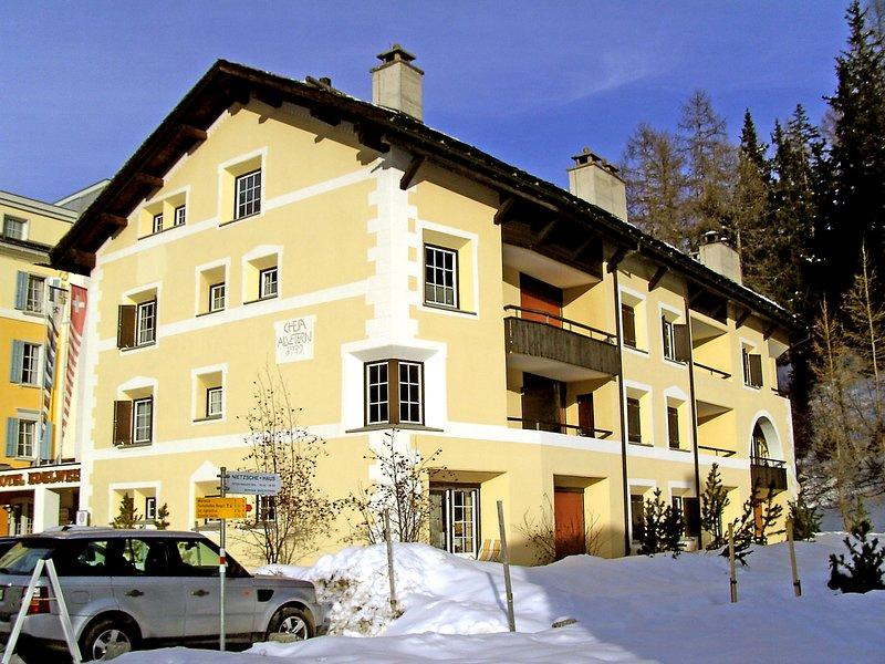 Chesa Alvetern 5, vacation rental in Sils im Engadin