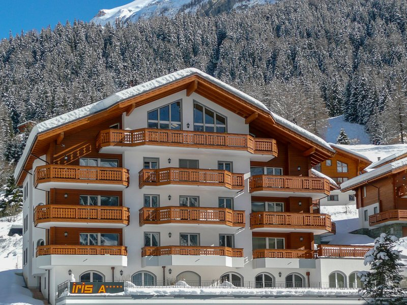 Iris A, vacation rental in Leukerbad