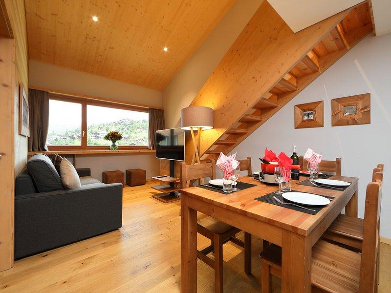 SWISSPEAK Resorts duplex, vacation rental in Saint Jean