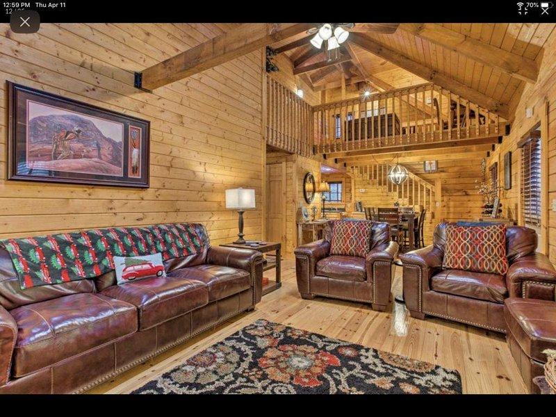 Take a Rest at Robin's Nest, location de vacances à Balsam