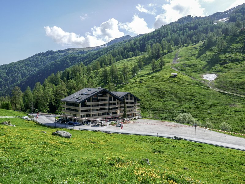 Dents Rousses E3, holiday rental in Siviez