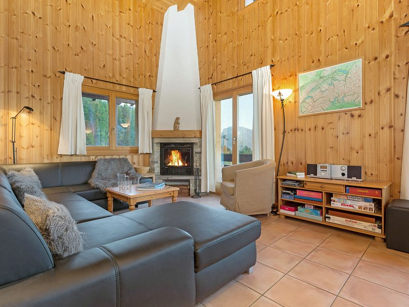 the Chalet on the Piste, holiday rental in Riddes