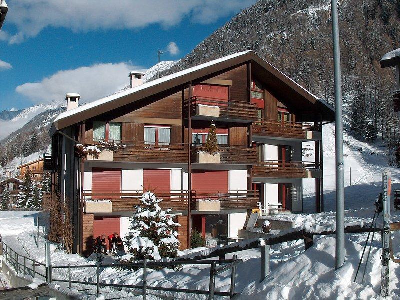 Gamma Chalet in Zermatt