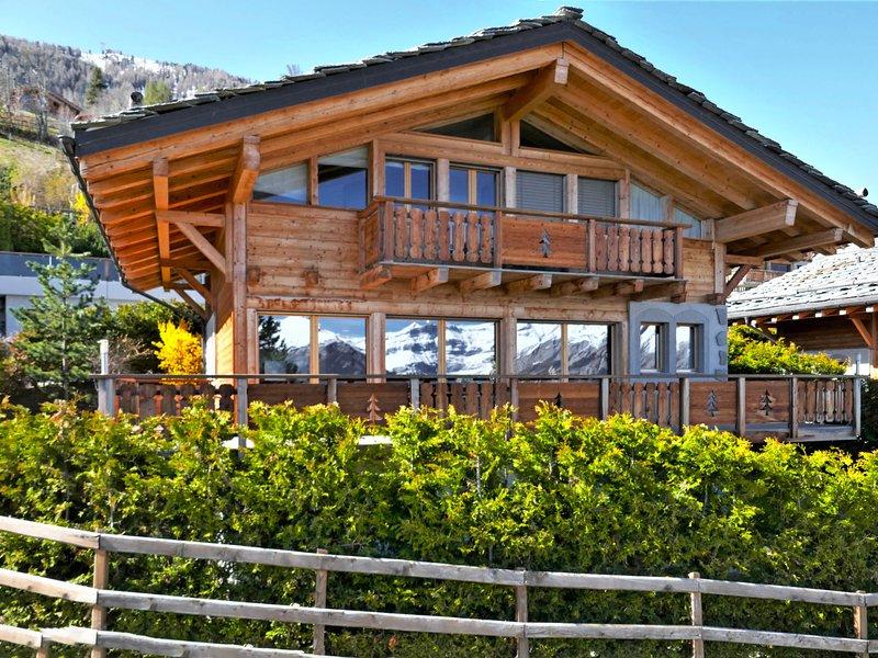 Rêves des Alpes, location de vacances à Prarion