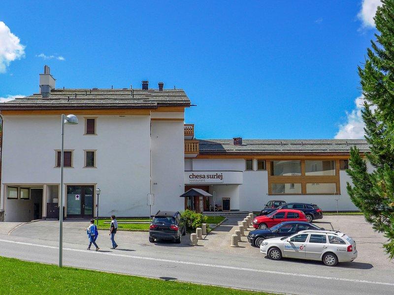 Club House 17, vacation rental in Sils-Segl Maria