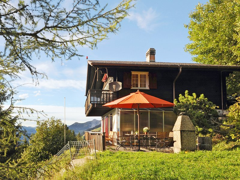 Chalet Bühlweidli, vacation rental in Lenk im Simmental