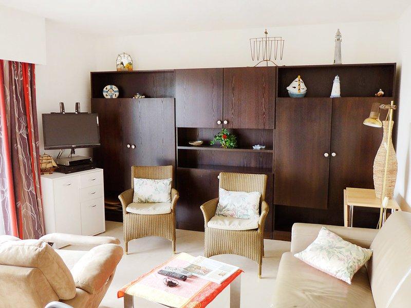 Klif B, vacation rental in De Panne