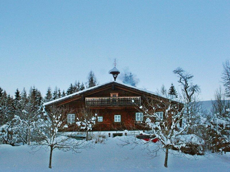 Oberhaslach, holiday rental in Abtenau