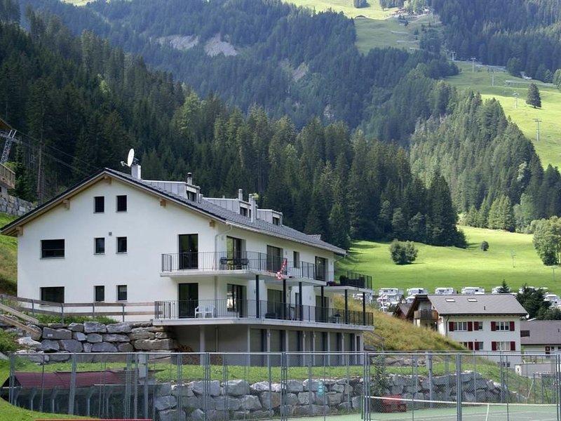 Ferienwohnung Götz, alquiler de vacaciones en Churwalden