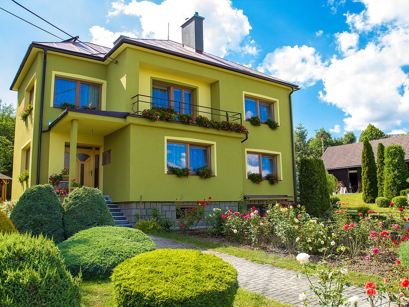 Lidecko, vacation rental in Zlin