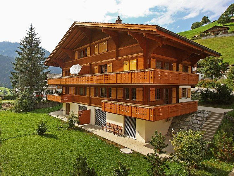 Chalet Eiger, location de vacances à Grindelwald
