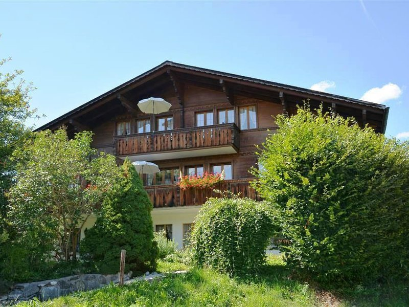 Abendrot, vacation rental in Chateau-d'Oex