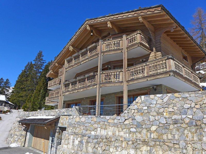Chanson, vakantiewoning in Crans-Montana