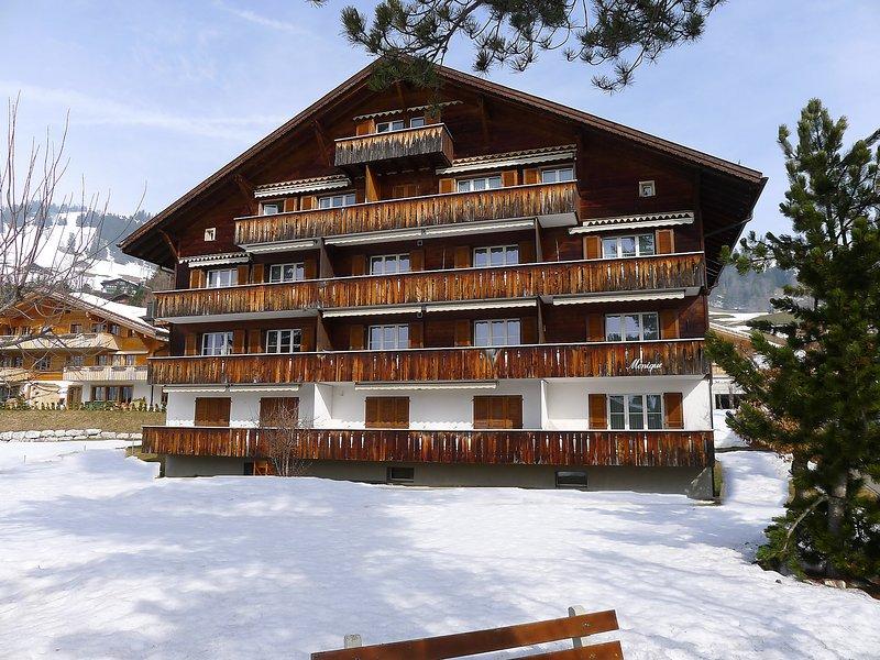 Suzanne Nr. 21, vacation rental in Schonried
