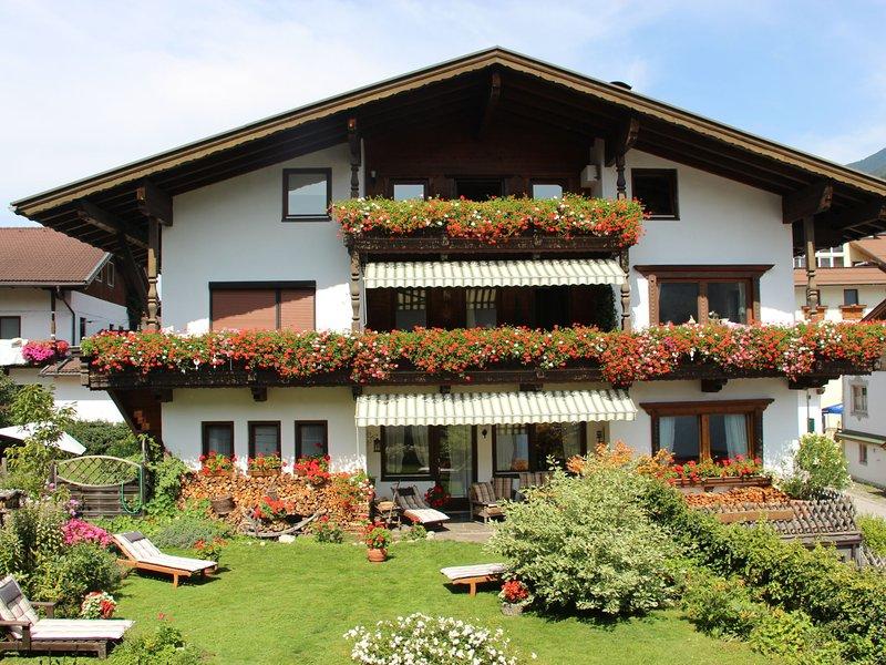 Tyrol, location de vacances à Aschau im Zillertal