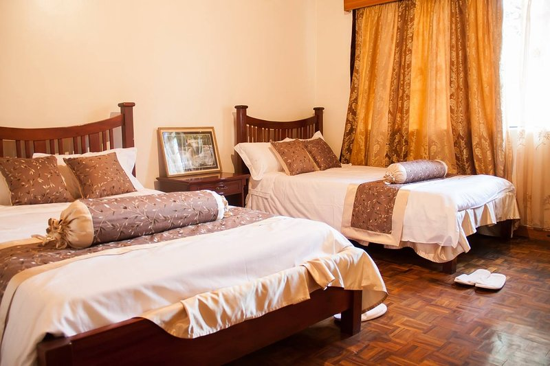 Birds of Paradise Holiday Homes - Bedroom 2, holiday rental in Nairobi