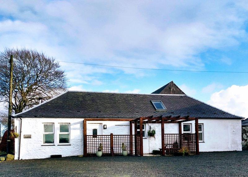 Darnhay Cottage, holiday rental in Kirkconnel