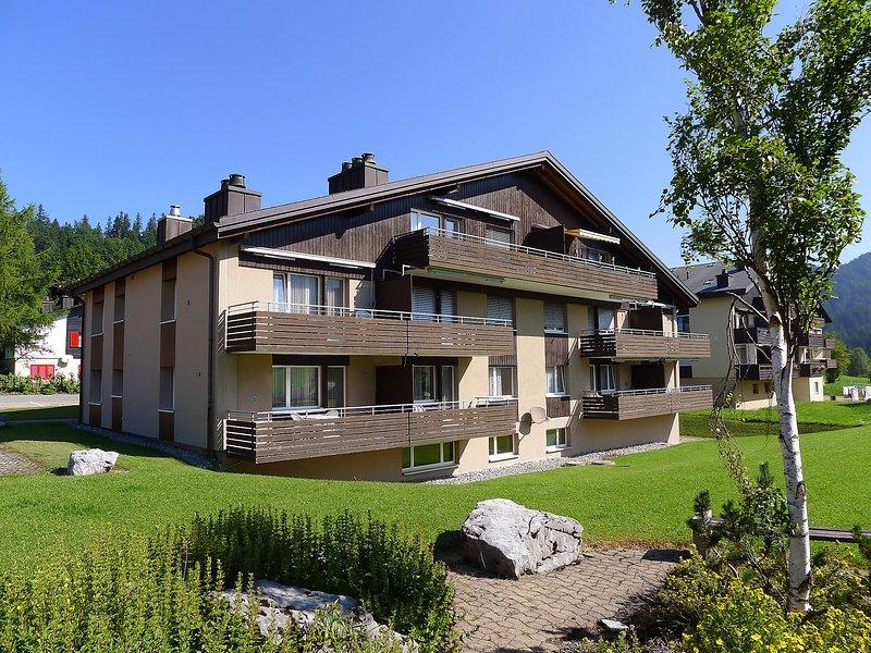 Arvenbühl, Haus D, aluguéis de temporada em Muhlehorn