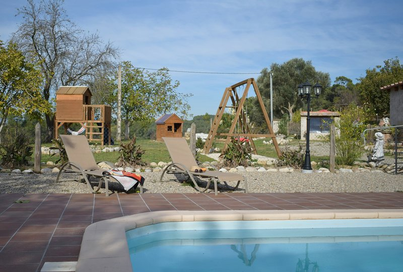 Costabravapartment Cal Guillot. Private Pool. Free WiFi – semesterbostad i Porqueres