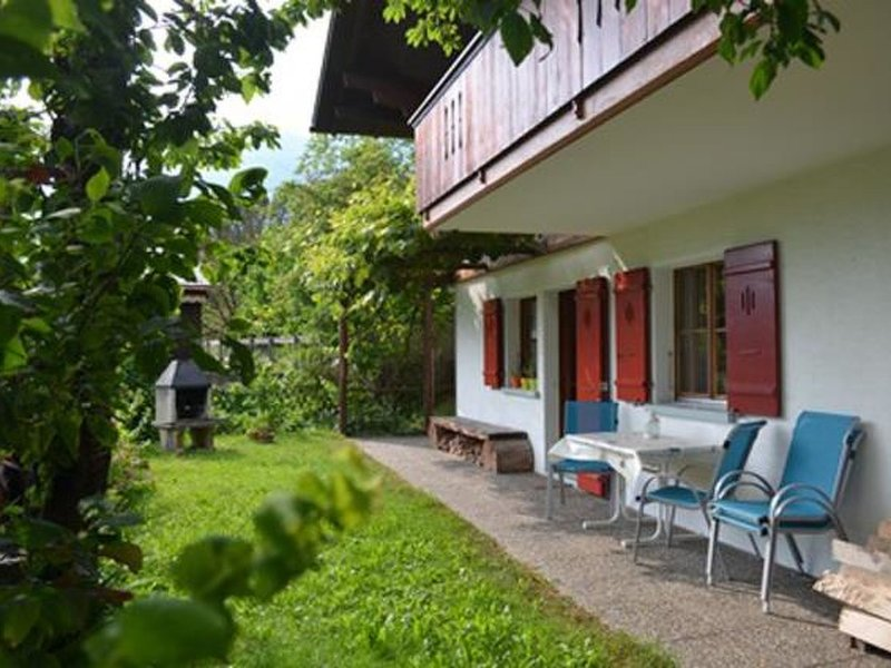 Chalet Margi, location de vacances à Brienz