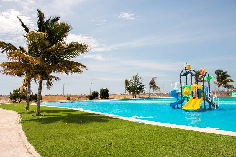 Casa Playa, holiday rental in Punta Blanca