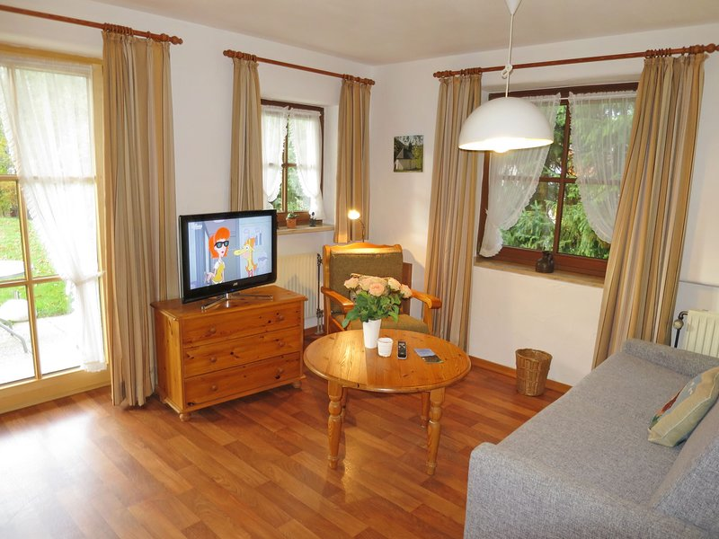 Wohnung 5 (Am Sonneneck), vacation rental in Ruhpolding