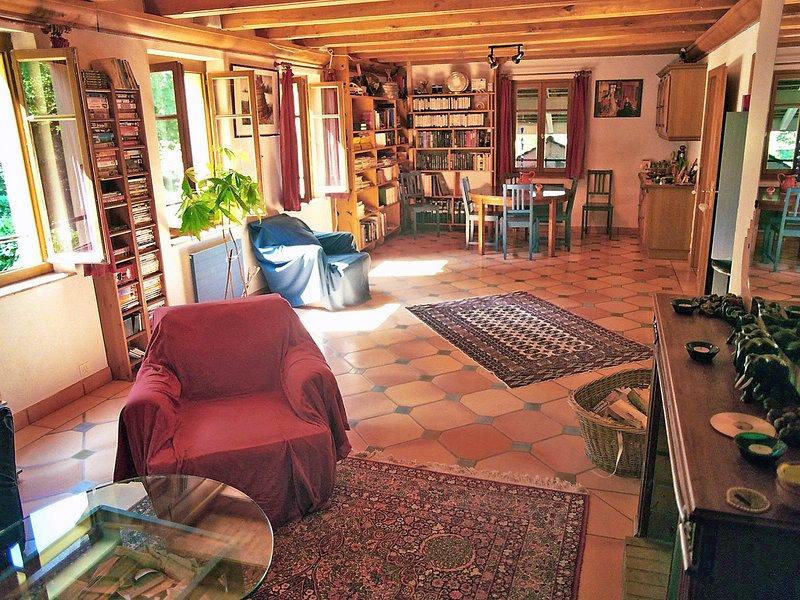 L'Avenir, vacation rental in Gaillard