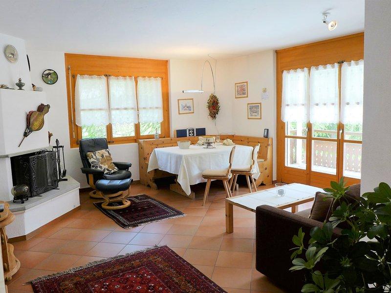 Casa La Planüra, holiday rental in Maloja