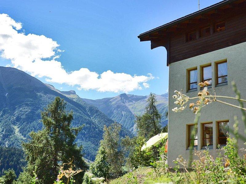 Chalet Pantke, Wohnung Eggerhorn, vacation rental in Fieschertal