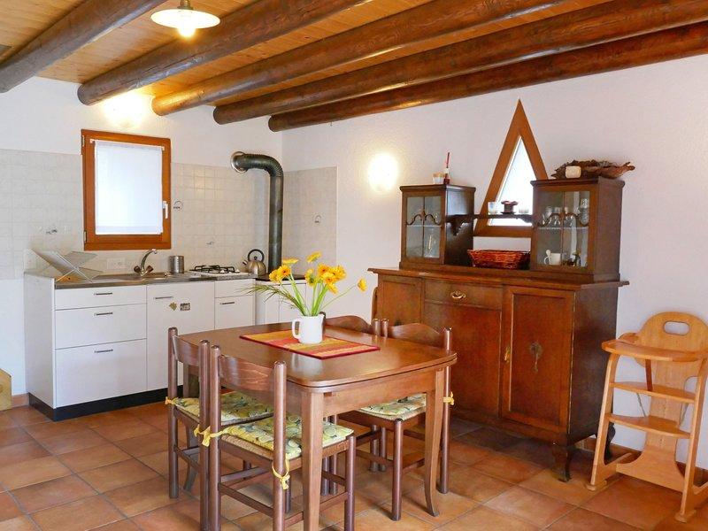 Rustico L'Hibou, holiday rental in Acquarossa