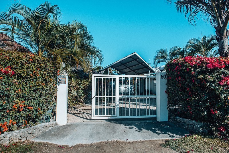 your remote controlled front entrance gate