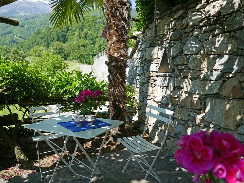 Nelly, vacation rental in Olivone