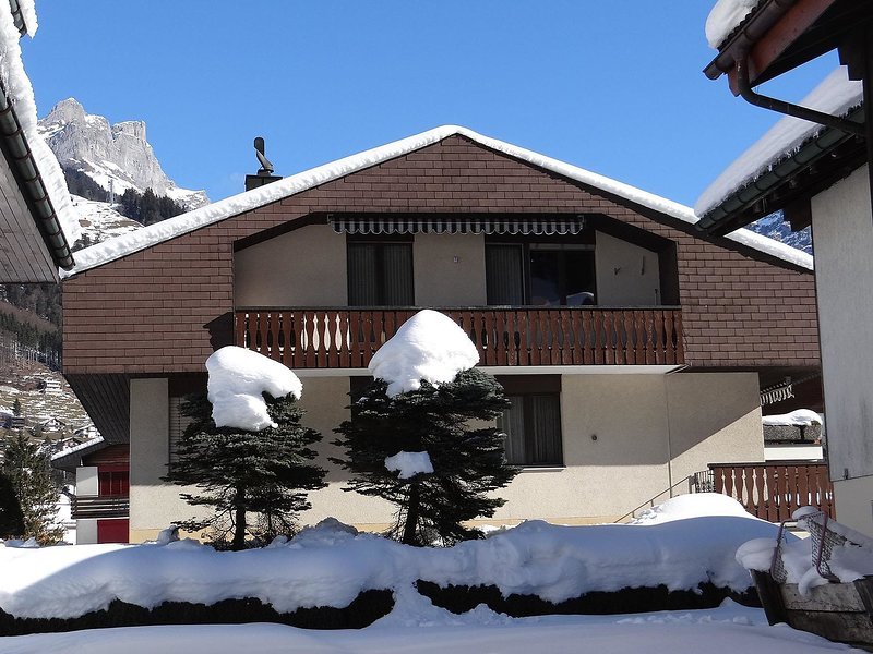 Birkenstrasse 70/2, vacation rental in Engelberg