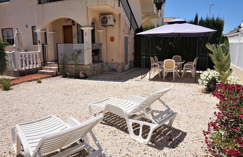 Playa Flamenca 2 Bed Ground Floor (C2), vacation rental in Benidoleig