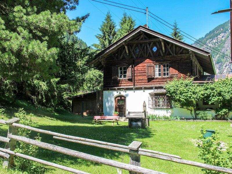 Fürstenhaus, location de vacances à Valle Aurina