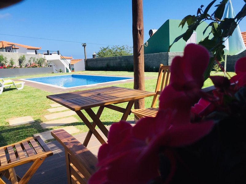 De Casa Villa, holiday rental in Estreito da Calheta