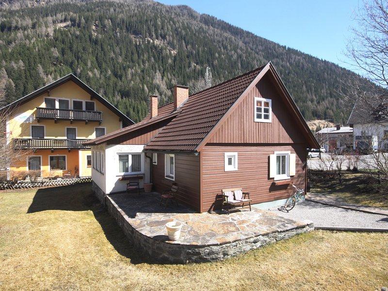 Elisabeth, vacation rental in Kolbnitz