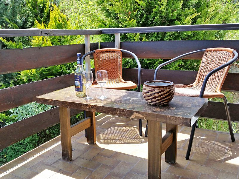 Les Arolles 704, vacation rental in Fully