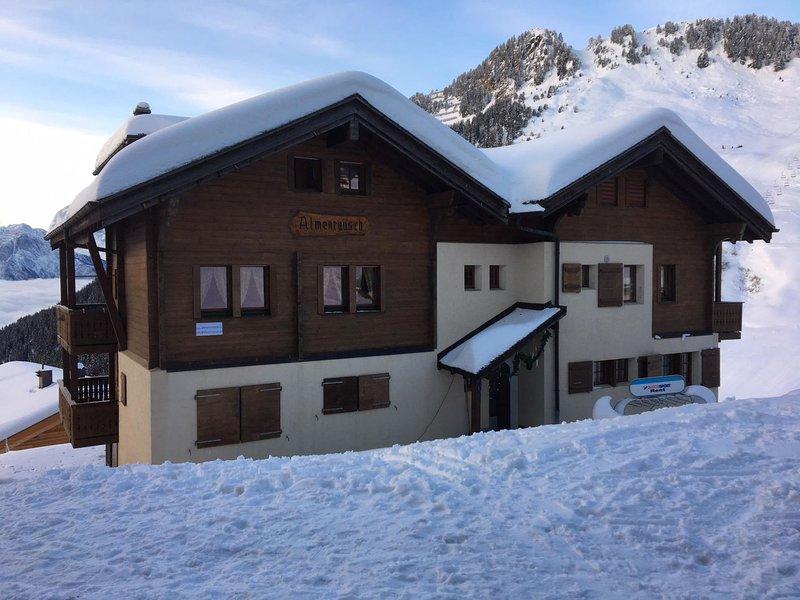 Almenrausch West, holiday rental in Blatten bei Naters