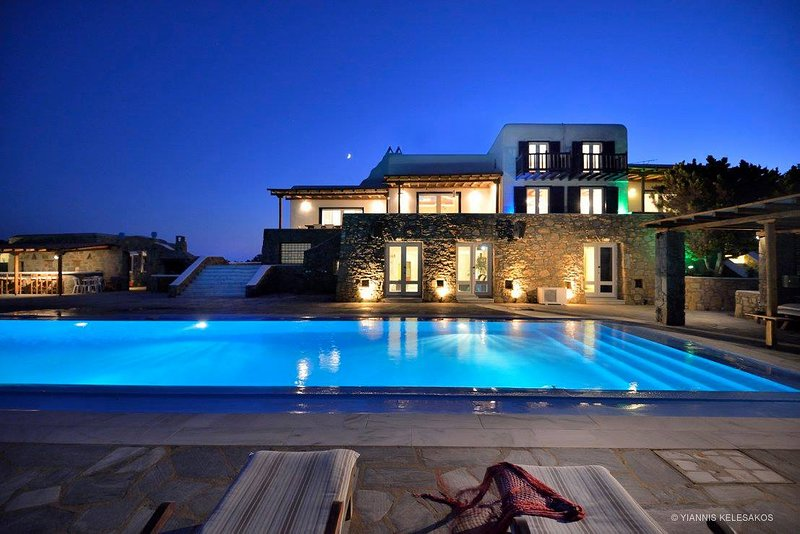 Nirvana Villa - Mykonos - Grecia