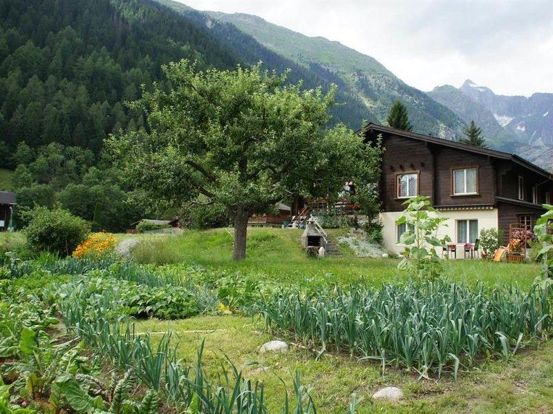 Sweda, vacation rental in Fieschertal