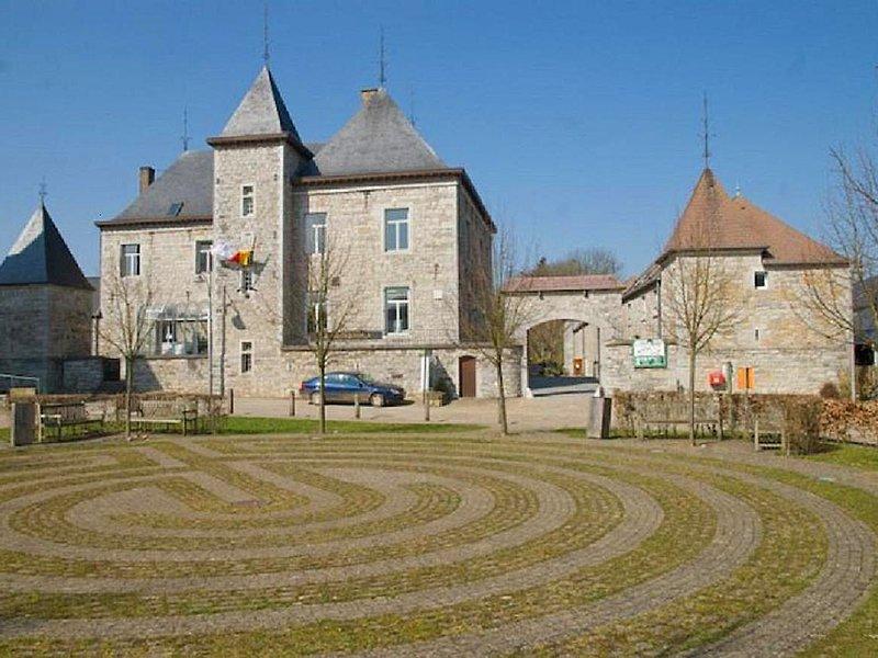 Domaine de Villers-Ste-Gertrude, location de vacances à Villers-Sainte-Gertrude