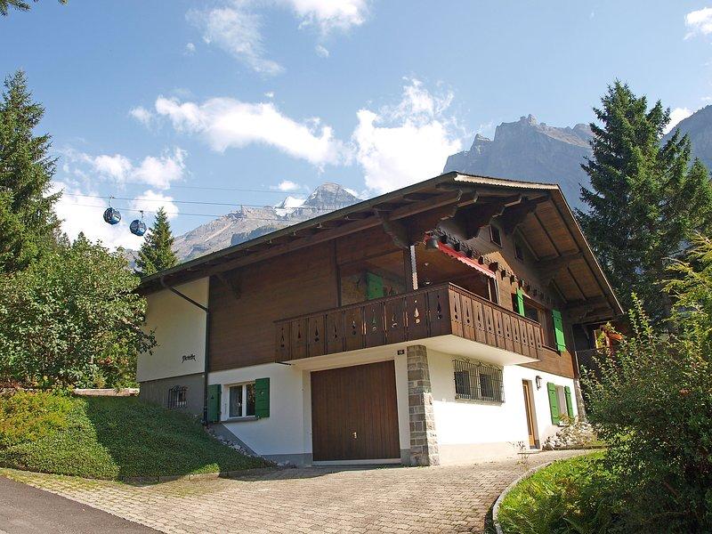 Chalet Marietta, aluguéis de temporada em Kandersteg